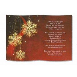 REDDY 1 vel, met gedicht op calqueerpapier, A5-formaat