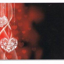 REDDY 1 foglio, inserto in carta trasparente