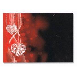 REDDY 1 hoja, inserto hecho de papel transparente