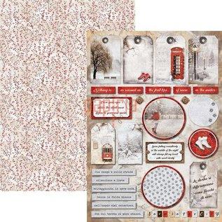 BASTELSETS / CRAFT KITS Plakboek en kaarten Creatief blok, A4