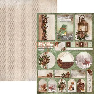 BASTELSETS / CRAFT KITS Christmas project! Scrapbook and Cards Creative Block, A4