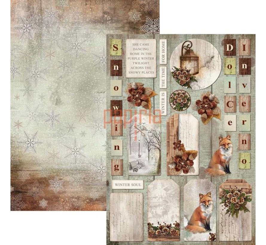 Weihnachtsaktion! Scrapbook und Karten Kreativ Block, A4