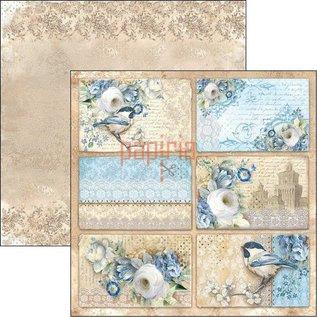 Designer Papier Scrapbooking: 30,5 x 30,5 cm Papier Scrapbooking and cards paper, Ciao Bella