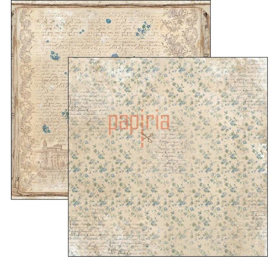 Scrapbooking and cards paper, Ciao Bella