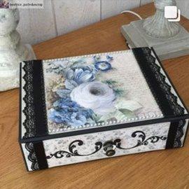 Designer Papier Scrapbooking: 30,5 x 30,5 cm Papier Scrapbooking en kaartenpapier, Ciao Bella