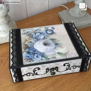 Designer Papier Scrapbooking: 30,5 x 30,5 cm Papier Scrapbooking und Karten Papier, Ciao Bella