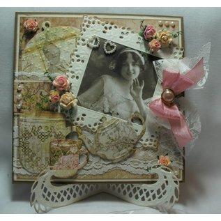 Joy!Crafts / Jeanine´s Art, Hobby Solutions Dies /  Ponksjabloon, kaarthouder