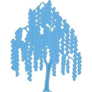 Marianne Design Snijsjablonen: treurwilg