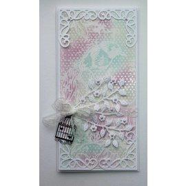 Joy!Crafts / Jeanine´s Art, Hobby Solutions Dies /  Snijmallen, tak met bloemen