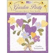 Bücher, Zeitschriften und CD / Magazines Garden Party: Applique Quilts That Bloom - solo 1 copia!