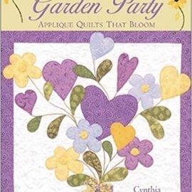 Bücher, Zeitschriften und CD / Magazines Garden Party: Appliques Quilts That Bloom - 1 copie seulement!