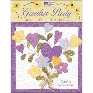 Bücher, Zeitschriften und CD / Magazines Garden Party: Applique Quilts That Bloom - only 1 copy!
