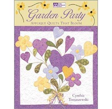 Bücher, Zeitschriften und CD / Magazines Garden Party: Applique Quilts That Bloom - nur noch 1 Exemplar!