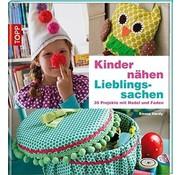 Bücher, Zeitschriften und CD / Magazines Libro: i bambini cuciono cose preferite - ULTIMA copia!