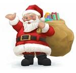 Kerst stempel
