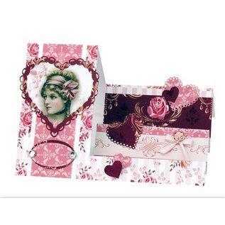 Karten und Scrapbooking Papier, Papier blöcke Designerpapierset Blush Blossoms