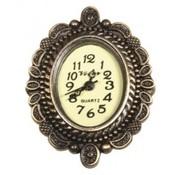 Embellishments / Verzierungen Vintage metal bevægelse med dekorative fælge