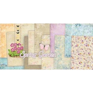 Designer Papier Scrapbooking: 30,5 x 30,5 cm Papier Scrapbook and cards Blocco creativo, 30,5 x 30,5 cm Ultima copia!