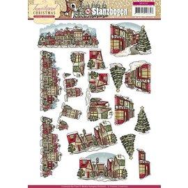 Bilder, 3D Bilder und ausgestanzte Teile usw... Die cut sheets, houses