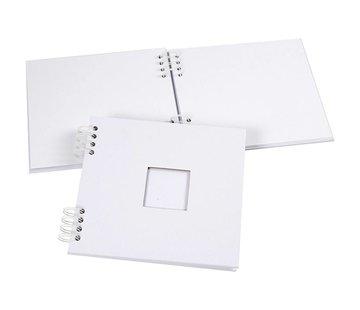 Objekten zum Dekorieren / objects for decorating 1 scrapbook album, spiral bound, size 20x20 cm, 250 g