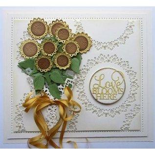 CREATIVE EXPRESSIONS und COUTURE CREATIONS Ponsen en embossing sjabloon: filigraan decoratieve frames