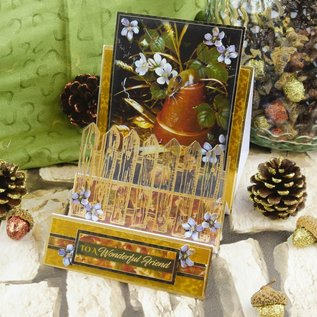 Hunkydory Luxus Sets Mirri Magic Topper Set - Woodland Friends