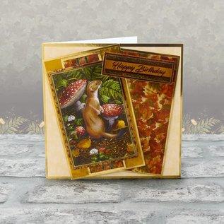 Hunkydory Luxus Sets For å designe 5 kort og for mange andre kreative prosjekter!