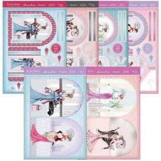 Hunkydory Luxus Sets Hunkydory, Luxery KartenSET, raamkaarten - slechts een paar op voorraad!