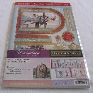 Hunkydory Luxus Sets Hunkydory, Luxery KartenSET, Fensterkarten - LETZTE!