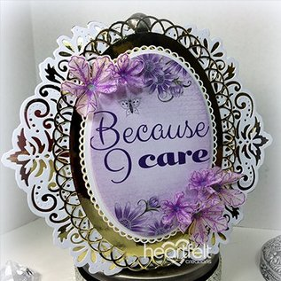Heartfelt Creations aus USA Beautiful decorative die cut accents borders