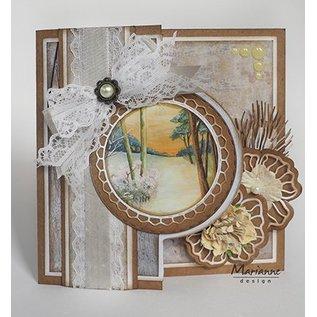 Marianne Design Ponsen en embossing sjablonen