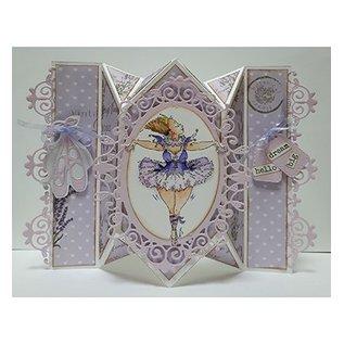Dutch DooBaDoo Modello di plastica A4: Card Art Springcard