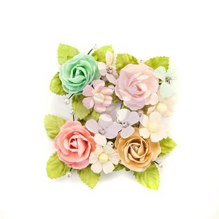 Prima Marketing und Petaloo Prima Marketing Misty Rose Flowers Paxton