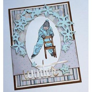 Joy!Crafts / Jeanine´s Art, Hobby Solutions Dies /  Stempel: Winterfun