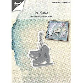 Joy!Crafts / Jeanine´s Art, Hobby Solutions Dies /  Ponksjablonen: skates