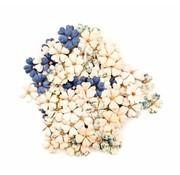 Prima Marketing und Petaloo Georgia Blues Flowers Turner: 120 stykker