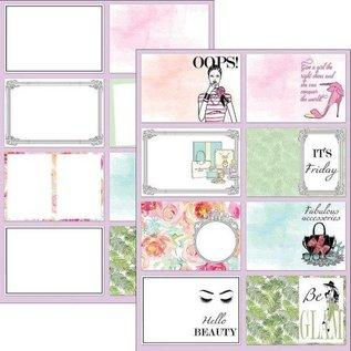 """Karten und Scrapbooking Papier, Papier blöcke BRAND NEW! A4 Scrapbooking en kaarten Creative Designer Block """"Italiaanse luxe"""""""