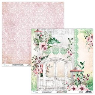 """Karten und Scrapbooking Papier, Papier blöcke A ESTRENAR! Bloque de papel de lujo, """"Lugar Secreto"""" 15.2 x 15.2 cm"""