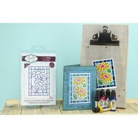 CREATIVE EXPRESSIONS und COUTURE CREATIONS Plantillas, vitrales / vitrales