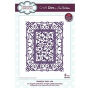 CREATIVE EXPRESSIONS und COUTURE CREATIONS Die Stencils, The Frames & Tags Collection
