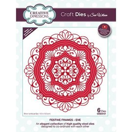 CREATIVE EXPRESSIONS und COUTURE CREATIONS Cutting dies, The Frame Collection