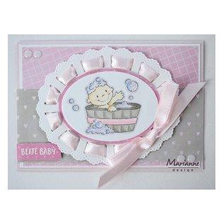Marianne Design Stempelmotief, banner: Baby, Eline's Cute Babies