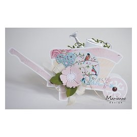 Dutch DooBaDoo Modello di plastica: carriola