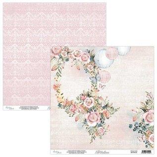 "Karten und Scrapbooking Papier, Papier blöcke Kort og utklippsbokblokk, størrelse 15.2 x 15.2 cm, ""7th Heaven"""