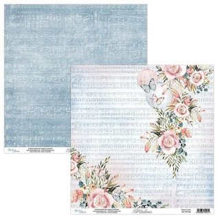 "Karten und Scrapbooking Papier, Papier blöcke Card and scrapbook paper block, size 15.2 x 15.2 cm, ""7th Heaven"""