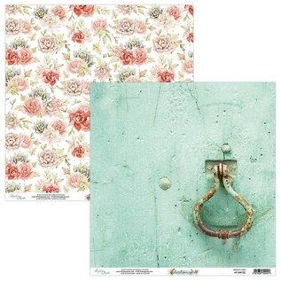 """Karten und Scrapbooking Papier, Papier blöcke Card and scrapbook paper block, format 15.2 x 15.2 cm, """"Birdsong"""""""