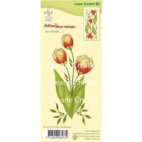 3D stamp tulip of Leane Creatief