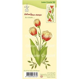 Leane Creatief - Lea'bilities und By Lene Bollo del tulipano 3D di Leane Creatief