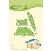 Leane Creatief - Lea'bilities und By Lene Die cut di Leane Creative, libri e penna