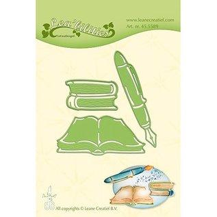 Leane Creatief - Lea'bilities und By Lene Snijsjablonen: van Leane Creatief, boeken en pen